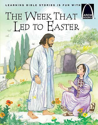 Week That Lead To Easter