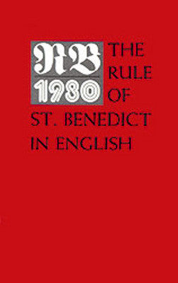 Rb 1980 The Rule Of St Benedict