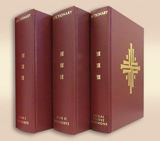 Lectionary for Mass, Three-volume Weekday Classic Edition set