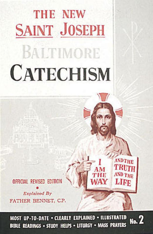 St. Joseph Baltimore Catechism (No. 2)