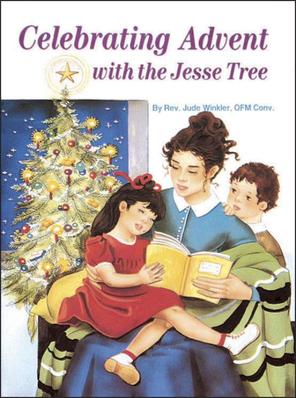Celebrating Advent With The Jesse Tree