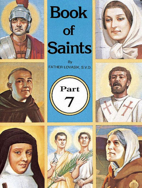 Book Of Saints (Part 7)