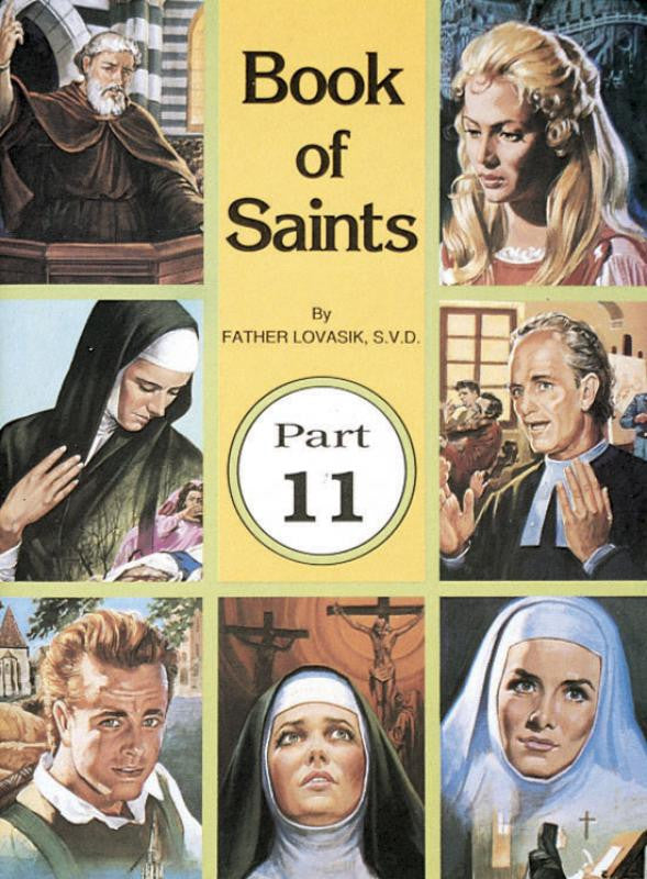 Book of Saints (Part 11)