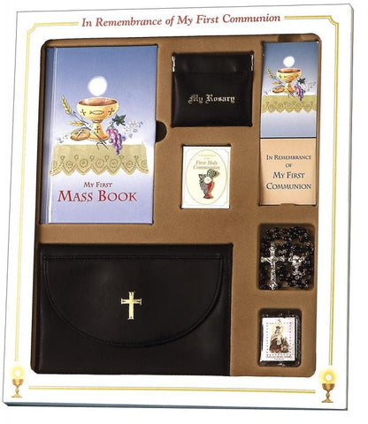 First Mass Book (My First Eucharist) (Premier Set)