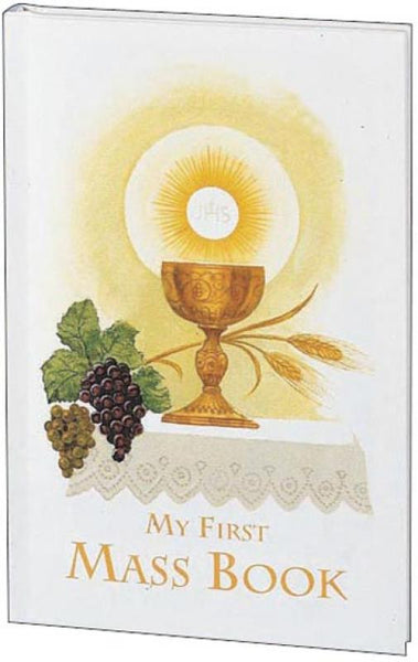 First Mass Book (My First Eucharist)