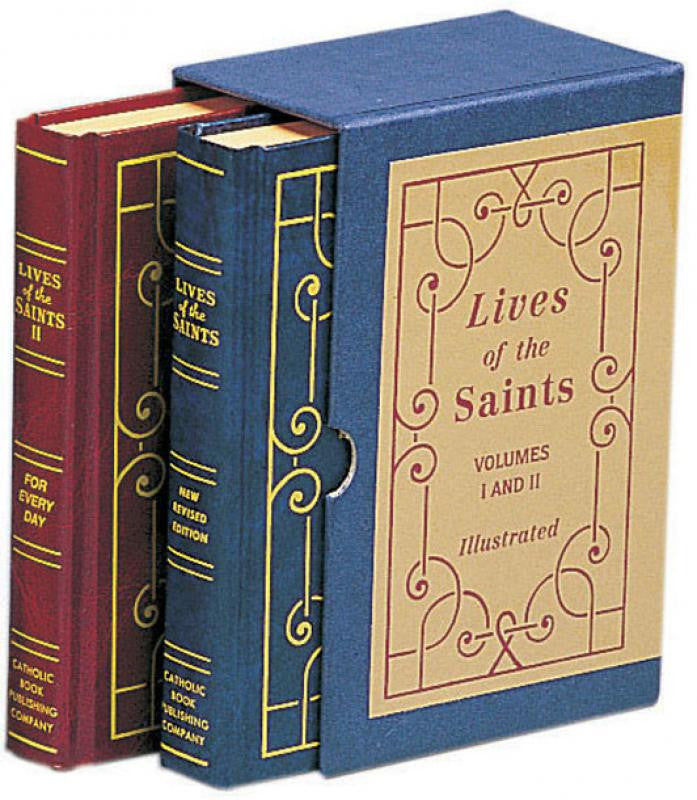 Lives of The Saints Boxed Set