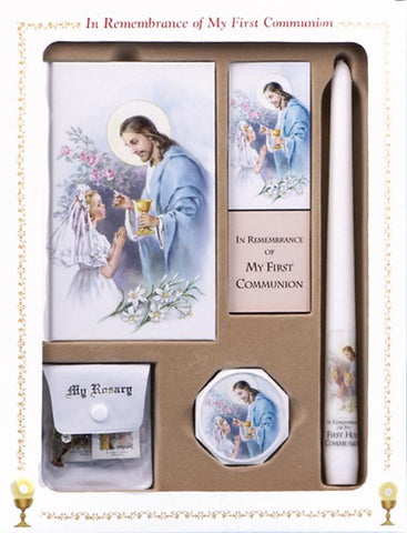First Mass Book (Good Shepherd) Deluxe Set)