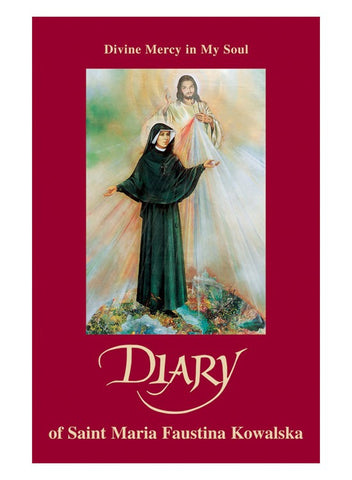 Diary: Divine Mercy in My Soul (Revised) Large Print