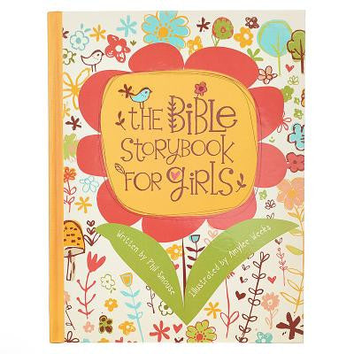 Bible Storybook for Girls