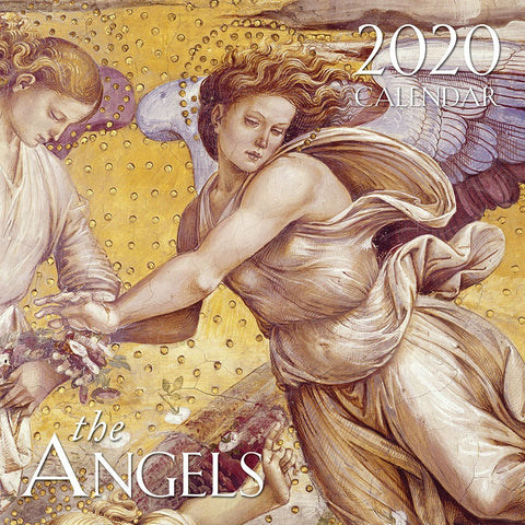 The Angels Catholic Wall Calendar 2020