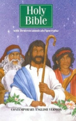 Cev Young Christians First Bible