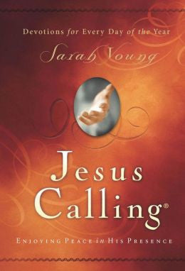 Jesus Calling: Enjoying Peace in His Presence (Revised)