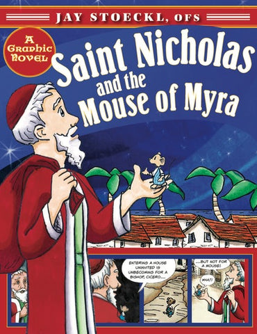 Saint Nicholas and the Mouse of Myra [graphic novel]