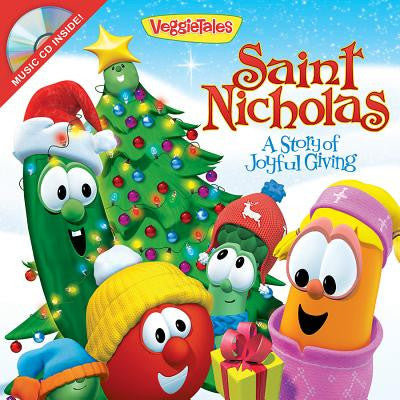 Saint Nicholas (VeggieTales): A Story of Joyful Giving