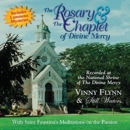 Rosary & Chaplet of Divine Mercy CD