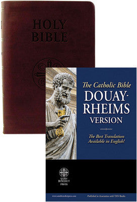 Douay Rheims Holy Bible