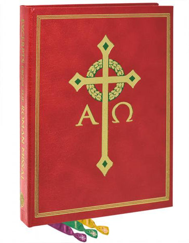 Excerpts From The Roman Missal (Deluxe Genuine Leather Edition)