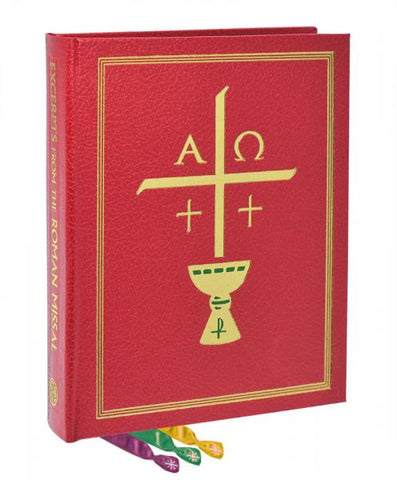 Excerpts From The Roman Missal (Chapel Clothbound Edition)