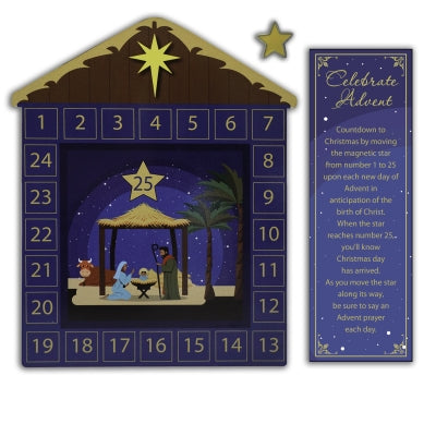 Magnetic Advent Calendar