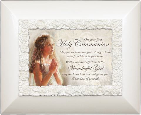 First Holy Communion Girl Photo Album