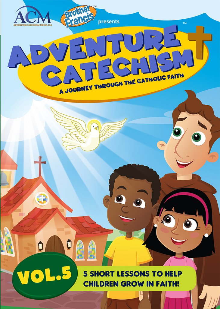 Adventure Catechism Volume 5 [DVD]