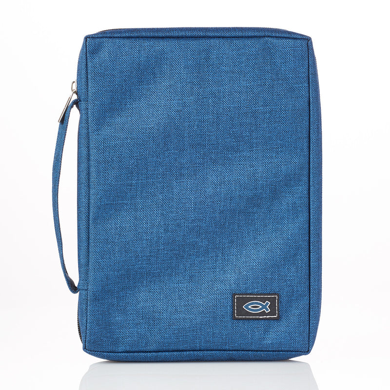 Bible Case Medium Blue