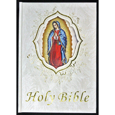 Holy Bible Our Lady of Guadalupe