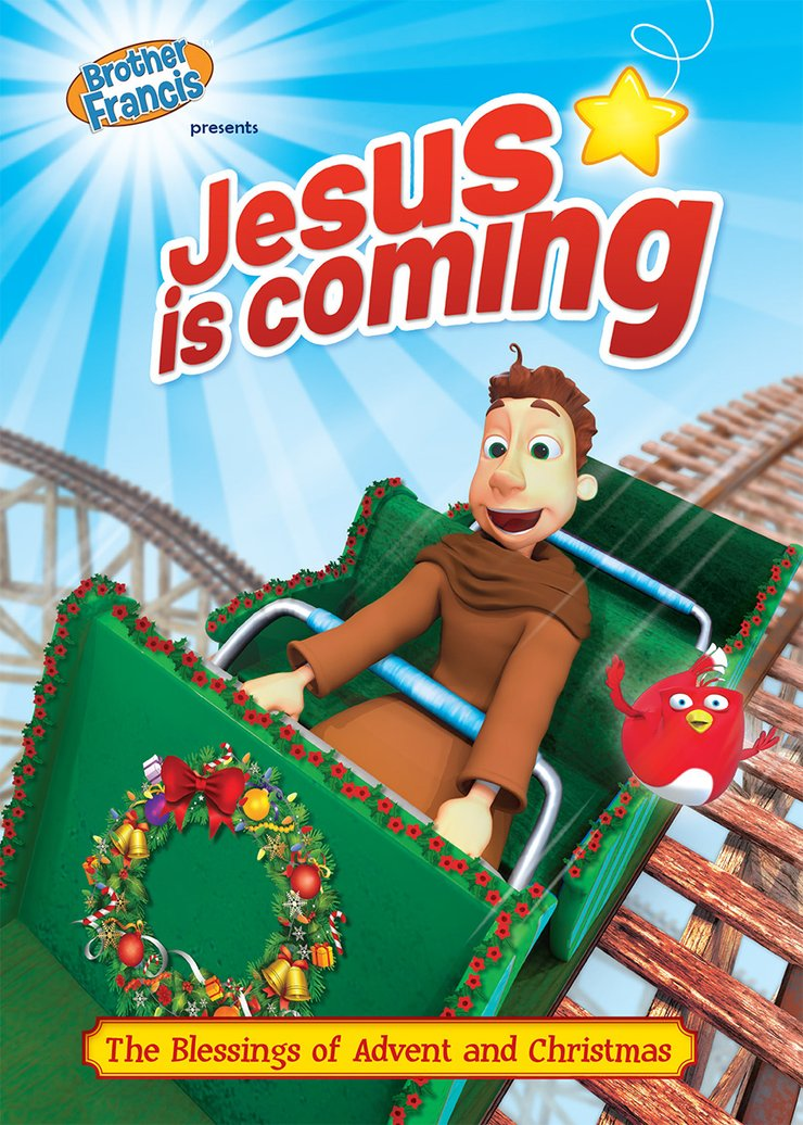 Brother Francis - Ep.19: Jesus is Coming! [DVD]