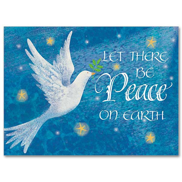 Let There Be Peace On Earth Christmas Spirit