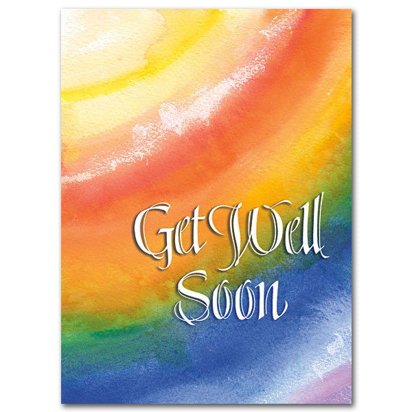 """Get Well Soon"" Get Well Card Cards Printery House - St. Cloud Book Shop"