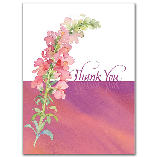 """Thank You"" Thank You Card Cards Printery House - St. Cloud Book Shop"