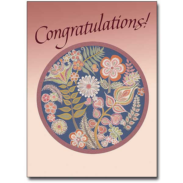 Congratulations! General Cong Card