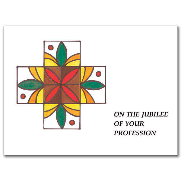 On The Jubilee Of Your Pr Gen Jubilee Profession Ca