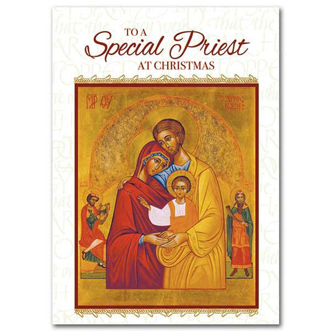 To A Special Priest At Christmas