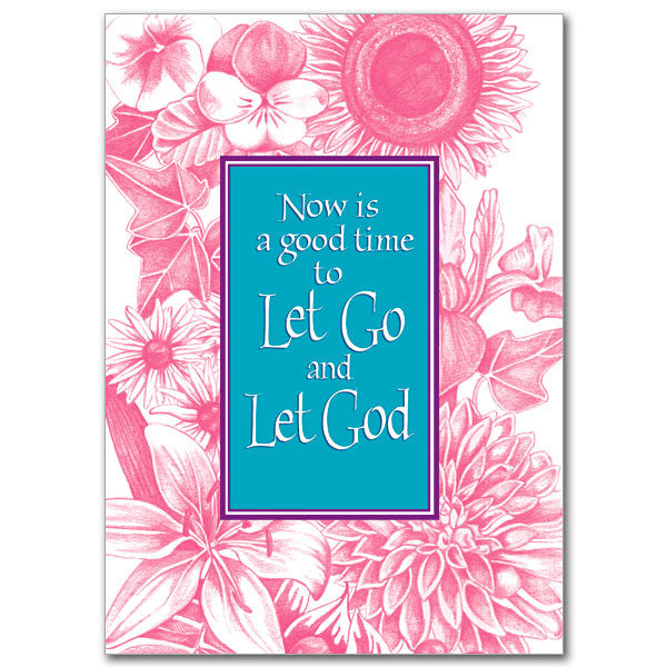 Now Is A Good Time To... Get Well Card