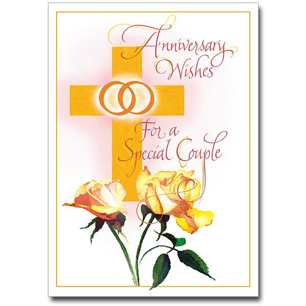 Anniversary Wishes... Wedding Anniversary Card