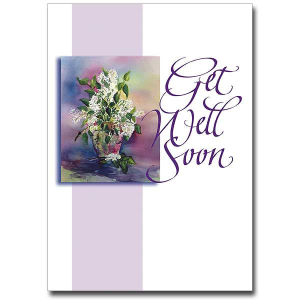 Get Well Soon Get Well Card