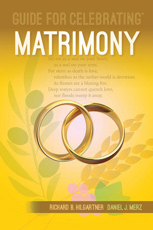 Guide for Celebrating® Matrimony