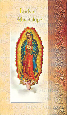 Biography Of Our Lady Of Guadalupe