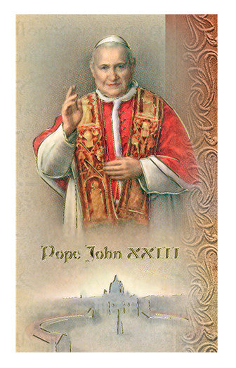 Biography of Saint John XXIII