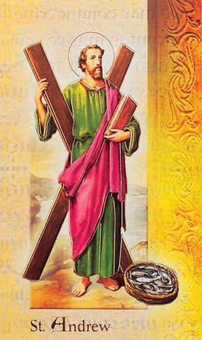 Biography Of St Andrew
