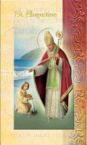 Biography Of St Augustine