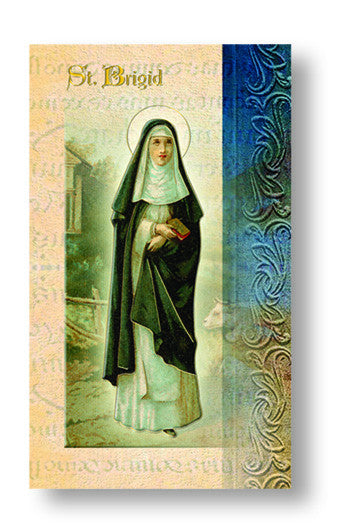 Biography Of St Brigid