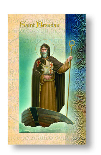 Biography Of St Brendan