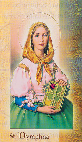 Biography Of St Dymphna