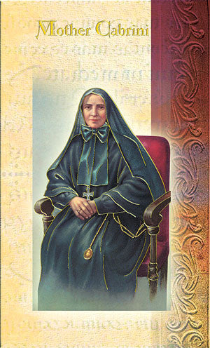 Biography Of Mother Cabrini