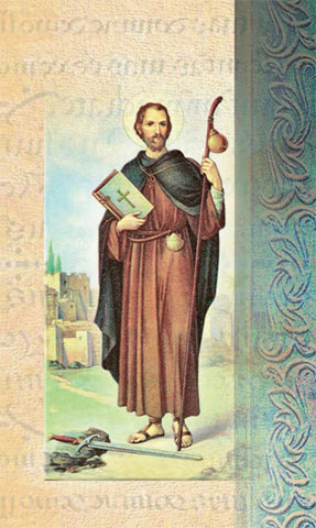 Biography Of St James