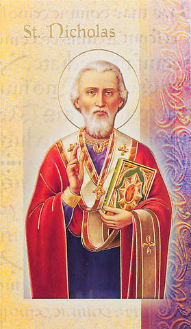 Biography Of St Nicholas