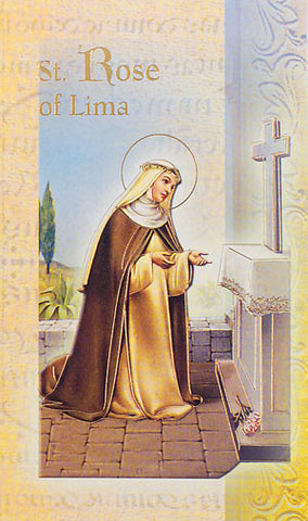 Biography Of St Rose Of Lima