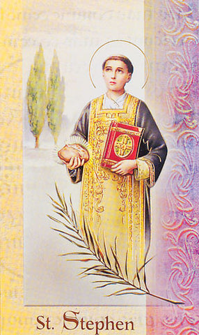 Biography of St. Stephen